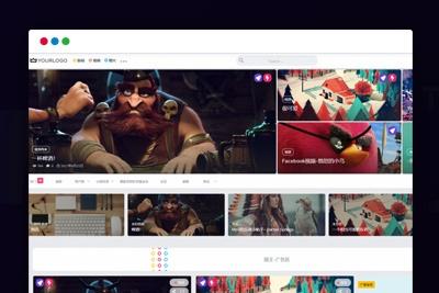 【King3.2汉化版】视频主题+图片主题+新闻主题多模式合一WP主题[WordPress主题]
