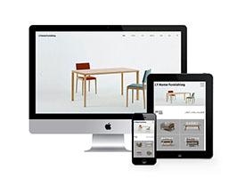 响应式家具家居类网站织梦模板(自适应手机端)