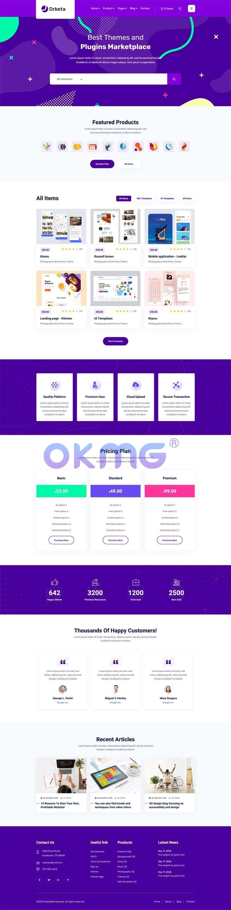图片广告设计交易平台网页模板